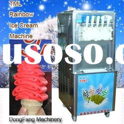 soft ice-cream machines with pre-cooling system TML542 icecream machine