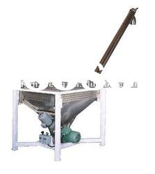 st.316L screw conveyor price with hopper screw feeder,assembly conveyor charging hopper