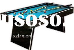 stylish Billiard table with ball-return system