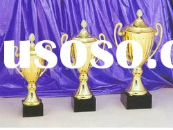 three classes awards trophy cup