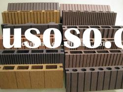 waterproof interlocking tongue and groove composite decking
