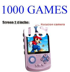 1000 GAMES INSTALLED 2.4 inch GP-2401 GAME PLAYER 2GB Built-in memory HIGH QUALITY MP5 MP4 MP3,EBOOK