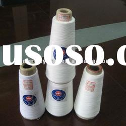 100% polyester ring spun yarn auto-cone for knitting