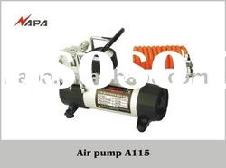 12V DC air compressor, Portable air compressor