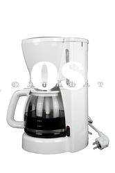 12 cups colored express drip coffee maker/tea maker