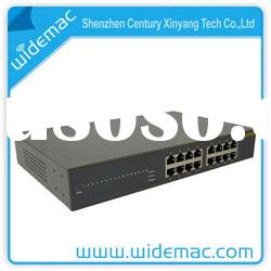 16 Port 10/100M Fast Ethernet Switch