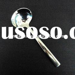 18/10 stainless steel soup spoon
