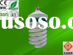 2011 New High quality 65W Full spiral energy saving lamp 8000Hrs Daylight