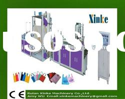 2011 new automatic non woven carry bag making machine