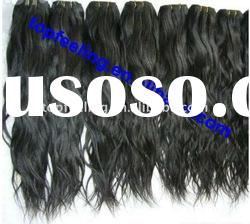 2011wholesale Soft wave Chinese hair extension