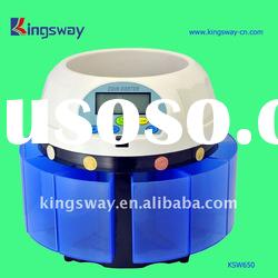 2012 Automatic Canada Coin Counting Machine(KSW650)