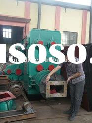 2012 Clay fired bricks making machinery with brick production line