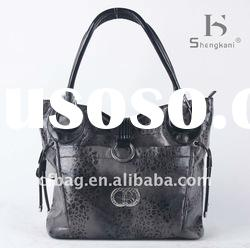 2012 Faux leather bags handbags for women 9032-4