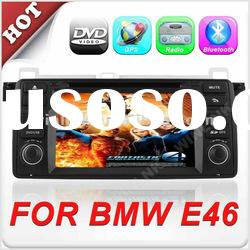 2012 Hot Sell 7 inch 2 Din Touch screen Car gps navigation For BMW E46