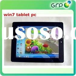 2012 best selling windows7 tablet pc with lowest price epad buit in bluetooth 3G