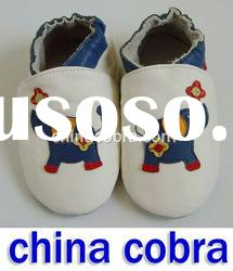 2012 high quality new baby shoes soft sole babies shoes