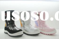 2012 hot sell colorful cute cheap winter boots