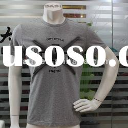 2012 latest men's t fashion shirt