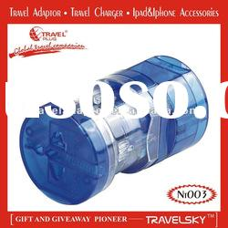 2012 longrich Worldwide travel adapter/universal travel adapter/switching power adaptor(NT003)