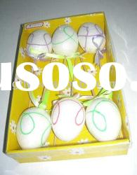 2012 new colored easter eggs