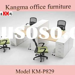 2012 new model high quality workstations office furniture KM-P829