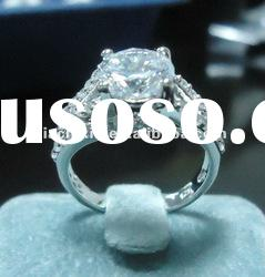 2012 wholesale 925 sterling silver ring