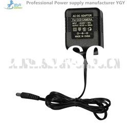 24v plastic material ac to ac voltage stabilization transformer with EUR plug