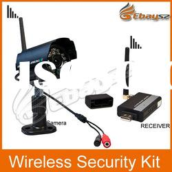 2.4G Digital Wireless Camera PC Computer USB Receiver cam. wireless security kit