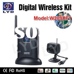 2.4Ghz Digital Wireless Routers Indoor Security Camera System