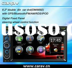 2 din touch screen car audio gps dvd