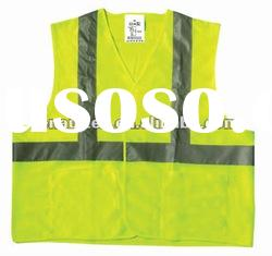3M Reflective Tape HI VIS Safety Vest