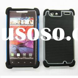 3 in 1 combo protector case for Motorola DROID RAZR XT910