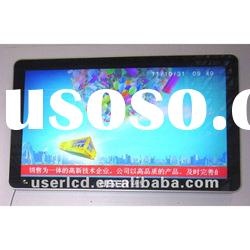 42 inch LCD Advertising Display with Motion Sensor