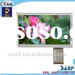 "7.0 "" 800*480 Landscape TFT LCD touch screen module without Touch Panel Color Display"