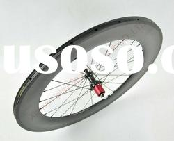 88mm carbon road bicycle wheels Tubular/Clincher road bicycle wheels