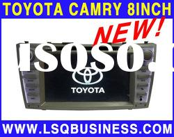 8 inch Toyota Camry Car DVD Player with DVD/CD/Bluetooth/IPOD/Radio/TV/GPS! Super Gift !