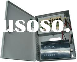 8ch 120W UPS CCTV power supply with battery back up