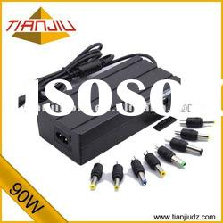 90W Compact Universal Laptop AC/DC Chargers