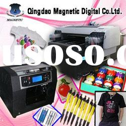 A3 popular and economic DTG flatbed printer