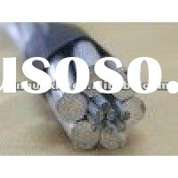 ACSR (aluminum conductor steel reinforced) cable conductor