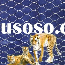 AISI/SUS/SS 304/316 Stainless Steel Wire Rope Mesh for Decorative mesh/Zoo Protecting Mesh