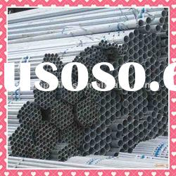 ASTM A53 Hot-dip galvanized steel pipe.