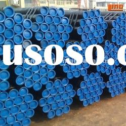 ASTM A53 seamless steel tube gals