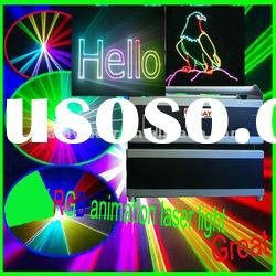 A-10000RGB High power RGB full color animation stage laser light