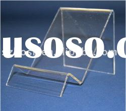 Acrylic Cell Phone Display,Lucite Mobile Phone Stand,Perspex Dispay Stand