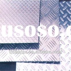 Aluminum diamond plate sheet