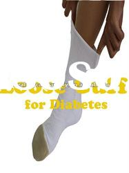 Anion Gel Diabetic Socks for Female