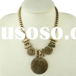 Antique and Classical Gold Pendant Necklace, Necklaces for Women