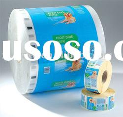Automatic Roll Film for food Packaging