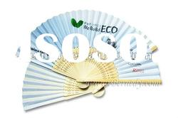 BF-215 2012 Best seller Custom made Promotional fan, gift fancy bamboo hand fans